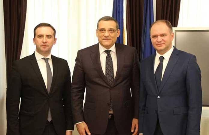 """Ion Ceban a semnat un acord la București: Parcul """"Alunelul"""" va fi reabilitat cu suportul Primăriei sectorului 6"""