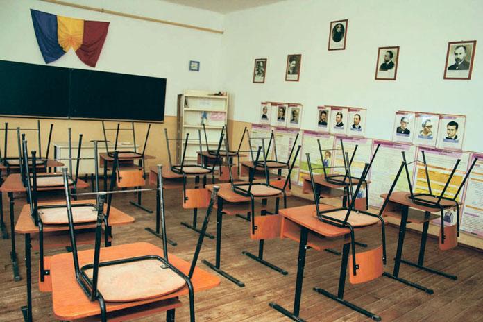 Cursuri suspendate din cauza gripei, în şcoli şi grădiniţe din Bucureşti. Elevii vor sta acasă trei zile